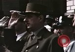 Image of Charles de Gaulle Chicago Illinois USA, 1945, second 14 stock footage video 65675022066
