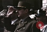 Image of Charles de Gaulle Chicago Illinois USA, 1945, second 15 stock footage video 65675022066