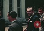 Image of President Harry Truman Washington DC USA, 1949, second 38 stock footage video 65675022069