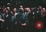Image of President Harry Truman Washington DC USA, 1949, second 45 stock footage video 65675022069