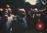 Image of President Harry Truman Washington DC USA, 1949, second 58 stock footage video 65675022069