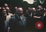 Image of President Harry Truman Washington DC USA, 1949, second 59 stock footage video 65675022069
