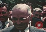 Image of President Harry Truman Washington DC USA, 1949, second 60 stock footage video 65675022069