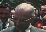 Image of President Harry Truman Washington DC USA, 1949, second 62 stock footage video 65675022069