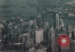 Image of American Overseas Airlines New York City USA, 1949, second 7 stock footage video 65675022070