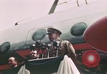 Image of American Overseas Airlines New York City USA, 1949, second 40 stock footage video 65675022070