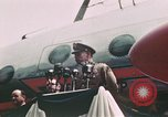 Image of American Overseas Airlines New York City USA, 1949, second 41 stock footage video 65675022070