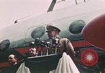 Image of American Overseas Airlines New York City USA, 1949, second 42 stock footage video 65675022070