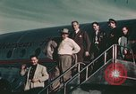 Image of American Overseas airlines London England United Kingdom, 1949, second 23 stock footage video 65675022071