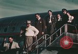 Image of American Overseas airlines London England United Kingdom, 1949, second 24 stock footage video 65675022071