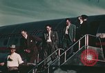 Image of American Overseas airlines London England United Kingdom, 1949, second 26 stock footage video 65675022071