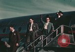 Image of American Overseas airlines London England United Kingdom, 1949, second 27 stock footage video 65675022071