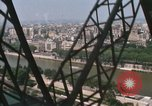 Image of Eiffel Tower views Paris France, 1969, second 10 stock footage video 65675022081