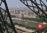 Image of Eiffel Tower views Paris France, 1969, second 12 stock footage video 65675022081