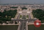 Image of Eiffel Tower views Paris France, 1969, second 19 stock footage video 65675022081