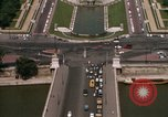 Image of Eiffel Tower views Paris France, 1969, second 25 stock footage video 65675022081