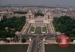 Image of Eiffel Tower views Paris France, 1969, second 29 stock footage video 65675022081