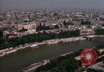 Image of Eiffel Tower views Paris France, 1969, second 34 stock footage video 65675022081