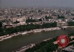 Image of Eiffel Tower views Paris France, 1969, second 36 stock footage video 65675022081
