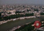 Image of Eiffel Tower views Paris France, 1969, second 38 stock footage video 65675022081