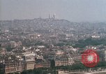 Image of Eiffel Tower views Paris France, 1969, second 45 stock footage video 65675022081