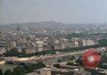 Image of Eiffel Tower views Paris France, 1969, second 47 stock footage video 65675022081