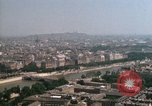 Image of Eiffel Tower views Paris France, 1969, second 48 stock footage video 65675022081