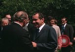 Image of Richard Nixon Washington DC USA, 1969, second 14 stock footage video 65675022084