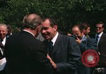Image of Richard Nixon Washington DC USA, 1969, second 16 stock footage video 65675022084