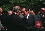 Image of Richard Nixon Washington DC USA, 1969, second 18 stock footage video 65675022084