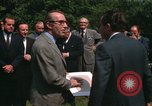 Image of Richard Nixon Washington DC USA, 1969, second 24 stock footage video 65675022084