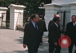 Image of Richard Nixon Washington DC USA, 1969, second 38 stock footage video 65675022084