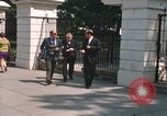 Image of Richard Nixon Washington DC USA, 1969, second 42 stock footage video 65675022084