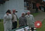 Image of American war correspondents Normandy France, 1969, second 16 stock footage video 65675022093