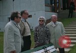 Image of American war correspondents Normandy France, 1969, second 19 stock footage video 65675022093