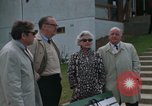 Image of American war correspondents Normandy France, 1969, second 20 stock footage video 65675022093