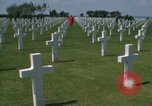 Image of American war correspondents Normandy France, 1969, second 43 stock footage video 65675022093