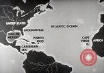 Image of hurricane detection United States USA, 1961, second 7 stock footage video 65675022095