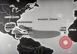 Image of hurricane detection United States USA, 1961, second 15 stock footage video 65675022095