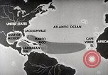 Image of hurricane detection United States USA, 1961, second 16 stock footage video 65675022095