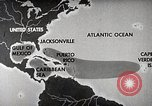 Image of hurricane detection United States USA, 1961, second 18 stock footage video 65675022095