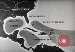 Image of hurricane detection United States USA, 1961, second 22 stock footage video 65675022095