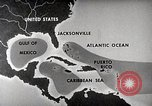 Image of hurricane detection United States USA, 1961, second 24 stock footage video 65675022095