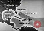Image of hurricane detection United States USA, 1961, second 27 stock footage video 65675022095