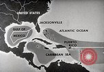 Image of hurricane detection United States USA, 1961, second 29 stock footage video 65675022095