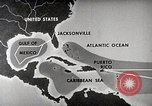 Image of hurricane detection United States USA, 1961, second 32 stock footage video 65675022095