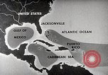 Image of hurricane detection United States USA, 1961, second 35 stock footage video 65675022095