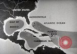 Image of hurricane detection United States USA, 1961, second 36 stock footage video 65675022095