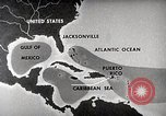 Image of hurricane detection United States USA, 1961, second 37 stock footage video 65675022095