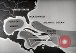 Image of hurricane detection United States USA, 1961, second 39 stock footage video 65675022095